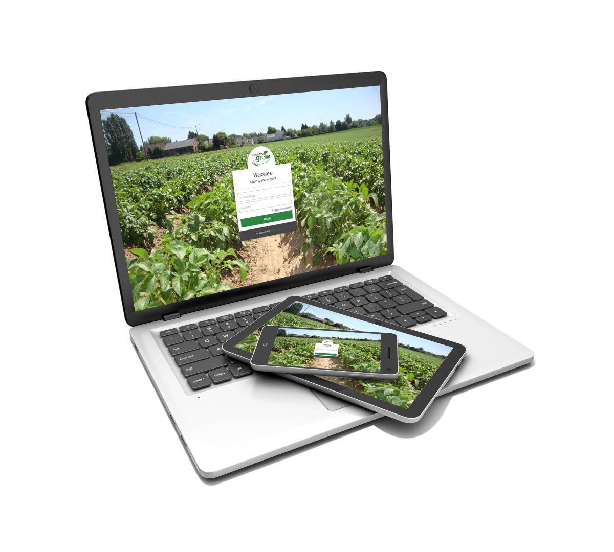 Laptop tablet ağıllı telefon WIGsentinel giriş